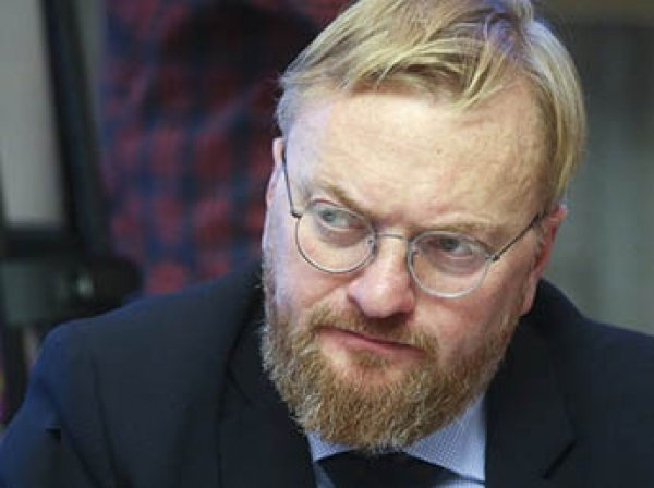 """""""Отрыжка пивника!"""": Милонов обрушился с критикой на Шнура"""