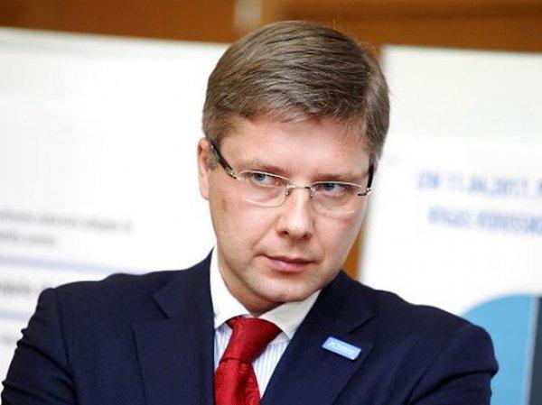 Мэра Риги Нила Ушакова задержали по подозрению в коррупции