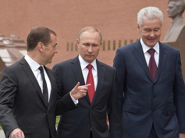 Собянин уже в марте сменит Медведева: телеведущий Караулов назвал имя нового мэра Москвы