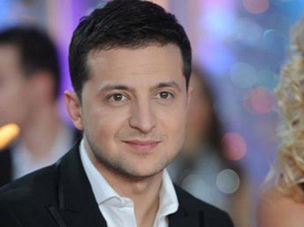 Комик Зеленский претендует на пост президента Украины