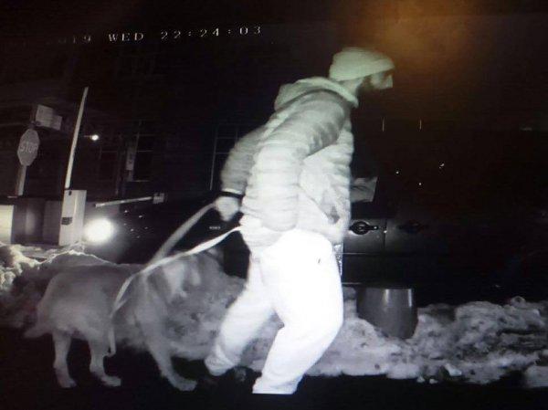 Опубликовано видео убийства охранника Порошенко в Киеве