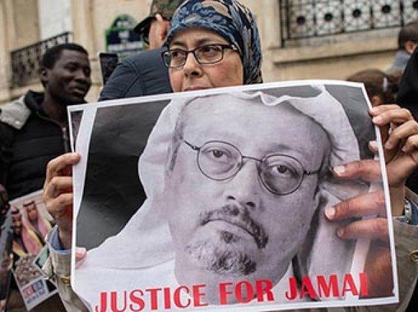 """""""Выносили в черных пакетах"""": в деле убитого саудовского журналиста появились новые подробности"""