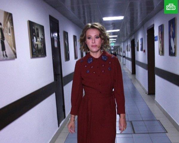 Взбешенная расспросами о драке мужа Собчак сбежала из студии НТВ, устроив скандал (ВИДЕО)