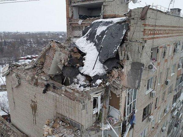 Обнаружены тела всех погибших при обрушении дома в Шахтах