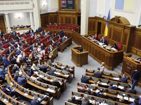"""В Раде назвали """"самый позорный"""" провал Украины"""