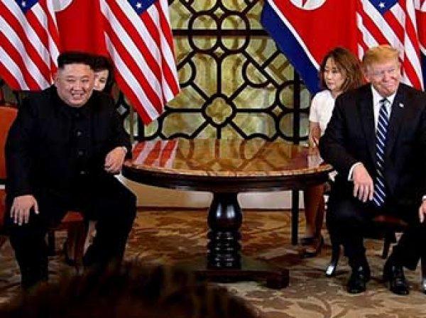 Стали известны результаты переговоров Трампа и Ким Чен Ына в Пхеньяне