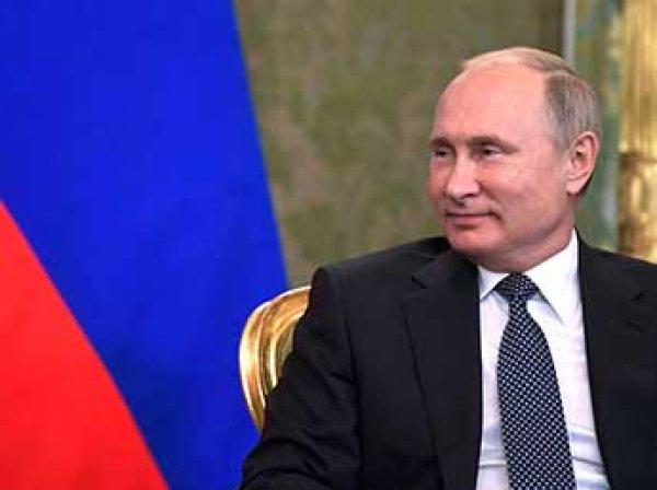 США потребовали раскрыть доходы Путина