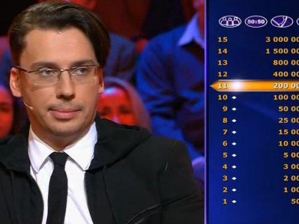 """""""Ситуация невозможная"""": Галкин отреагировал на скандал с Друзем на шоу """"Кто хочет стать миллионером?"""""""