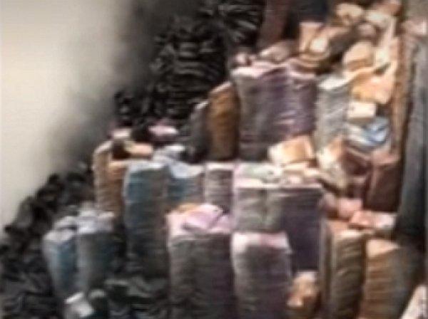"""""""Фонтанка"""" распространила фейковое видео с тоннами сгоревших «денег Арашуковых»"""