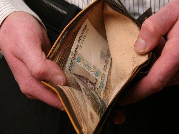 Власти объяснили падение доходов россиян в прошлом году