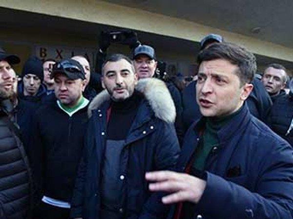 СМИ узнали о первых шагах Зеленского после победы на выборах президента Украины