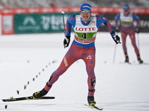 Устюгов надавал по щекам норвежцу Клебо после финиша, не попав в полуфинал ЧМ по лыжам (ВИДЕО)