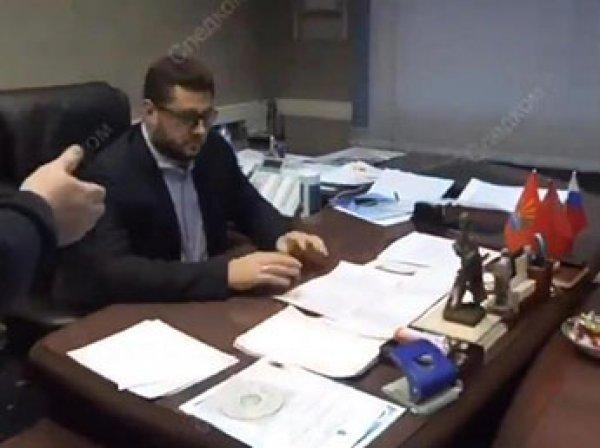 Врио подмосковного Дзержинска задержан за взятку в  тыс.