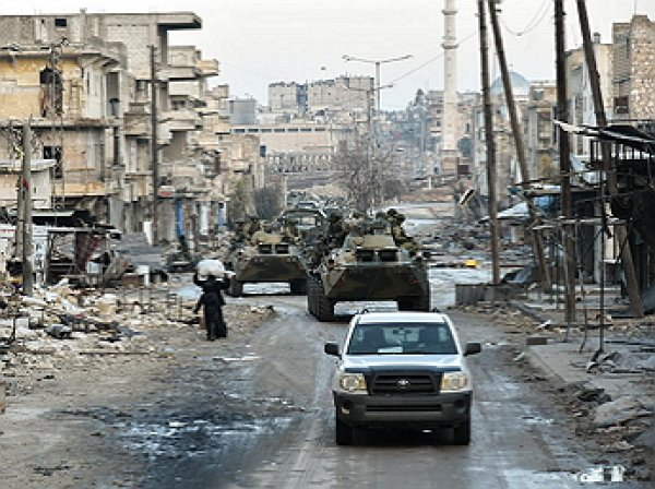 В Сирии погиб еще один российский военный