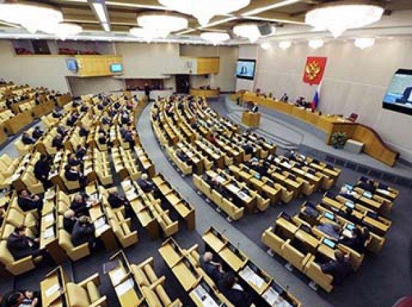 Госдума приняла законопроект, по которому воров в законе могут сажать до 20 лет