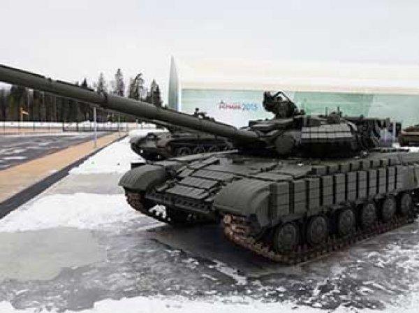 """""""Танк для нищих"""": эксперт назвал украинский танк Т-64БВ лучше российского Т-72Б3"""