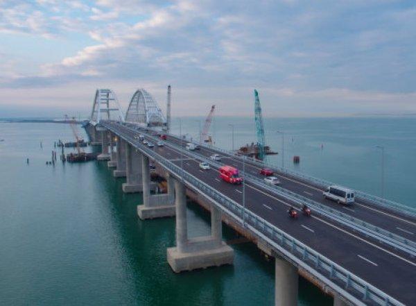 """""""Может просто не выдержать"""": автор проекта Крымского моста раскрыл шокирующую правду"""