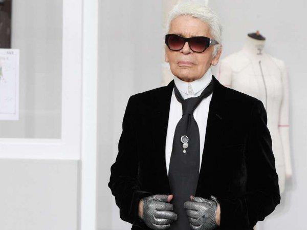 Умер легендарный модельер Chanel Карл Лагерфельд