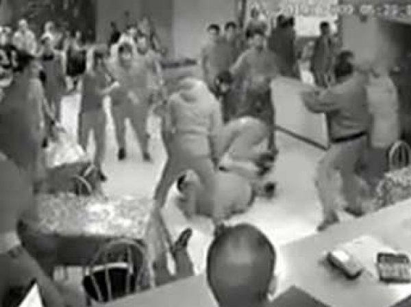 В тобольском кафе две диаспоры устроили массовую драку: 25 потерпевших