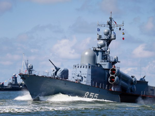 На кораблях ВМФ РФ начали устанавливать системы, вызывающие галлюцинации у врагов