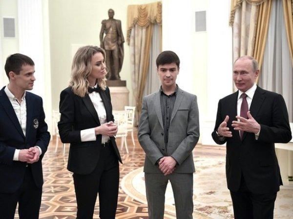 """""""Быть самым богатым парнем на кладбище"""": Путин дал напутствие молодым предпринимателям"""