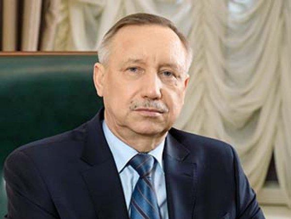 Блогеры нашли у врио главы Петербурга Беглова часы за 3 млн