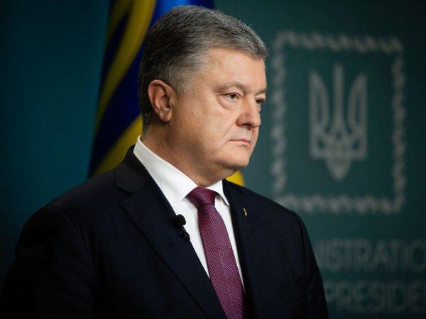 Порошенко заявил о возможности полномасштабной войны с Россией