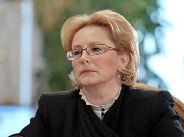 Министр Скворцова назвала главную причину смертности мужчин в России