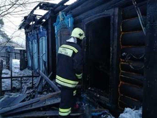 Пятеро взрослых и трое детей погибли в страшном пожаре на Кузбассе