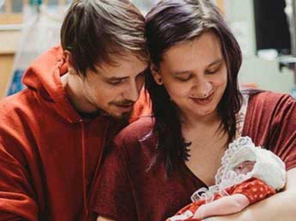 Мать выносила умирающего ребенка ради органов