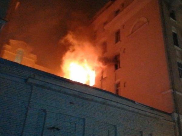 Звездный дом в Москве с квартирами Казарновской, Сафронова и Дапкунайте выгорел на 1 млрд рублей