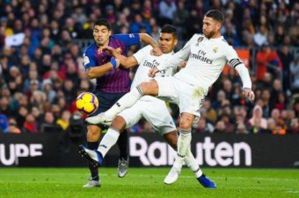 """Эль классико """"Барселона"""" – """"Реал"""" 6 февраля 2019: онлайн трансляция, где смотреть, прогноз (ВИДЕО)"""
