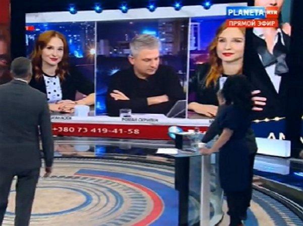 «Украина потеряла Крым»: претендентки на «Евровидение» от Украины взбесили ведущего за позицию по Крыму