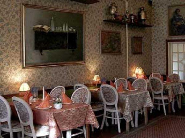 Из ресторана в центре Москвы украли картину так же, как из Третьяковки