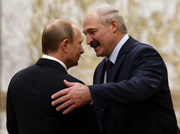 «Хоть завтра можем объединиться»: Лукашенко прояснил вопрос об интеграции Белоруссии иРоссии