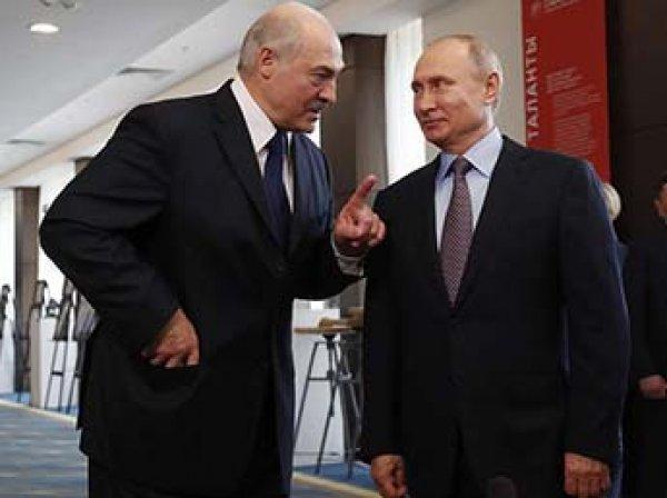 """""""Мы не вечные"""": Лукашенко на встрече с Путиным рассказал о судьбе государств"""