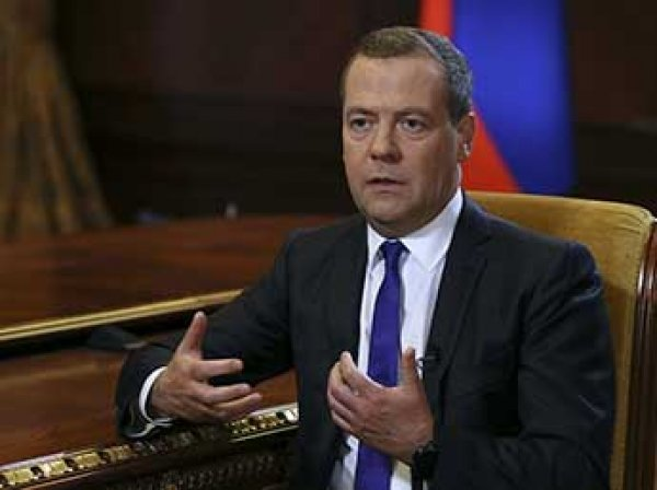 """Медведев предсказал российской экономике """"мощную гравитацию"""""""