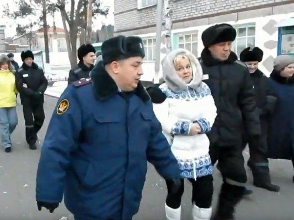 Появилось видео из колонии, куда отправили усмирять насильников вора в законе Сахно