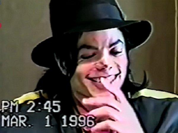 В Сети появилось видео допроса Майкла Джексона по делу о педофилии