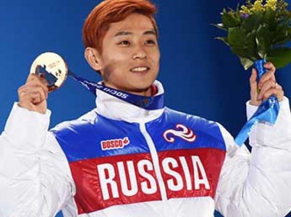 Завершивший карьеру шорт-трекист Виктор Ан возвращается в сборную России