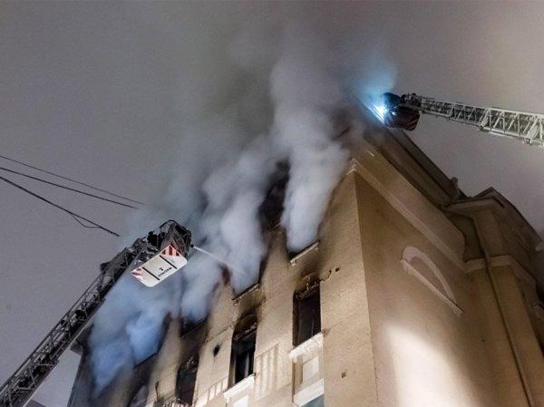 СМИ: жильцы сгоревшего дома на Никитской 6 лет жаловались на его состояние и судились с мэрией