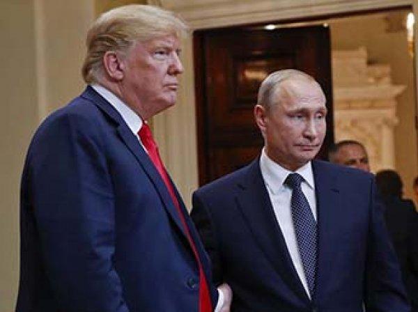 Трамп не поверил своей разведке из-за Путина