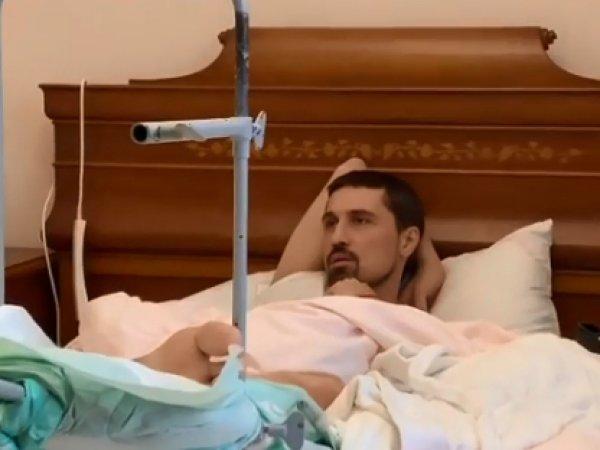 """""""Все мое имущество я завещаю…"""": Дима Билан показал видео с больничной каталки перед операцией"""