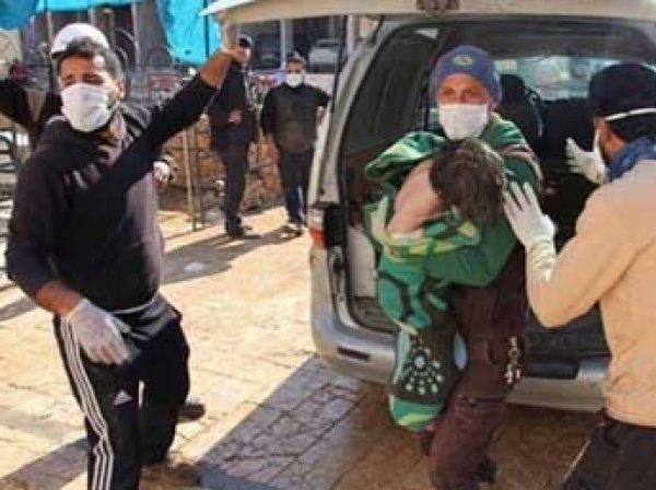 Продюсер ВВС признался в постановочной съемке химатаки в Сирии