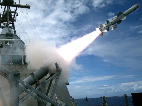 В США допустили нанесение ракетного удара по России из-за Китая