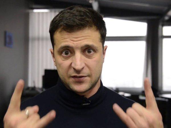 Лидер предвыборной гонки Зеленский рассказал, когда Крым может вернуться в состав Украины