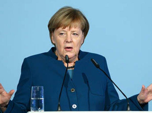 Меркель отказалась от провокации России по требованию США