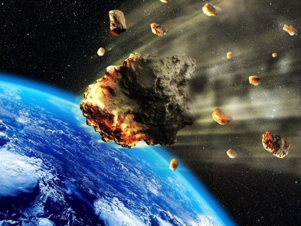 """NASA: к Земле летит метеорит """"крупнее Челябинского"""""""