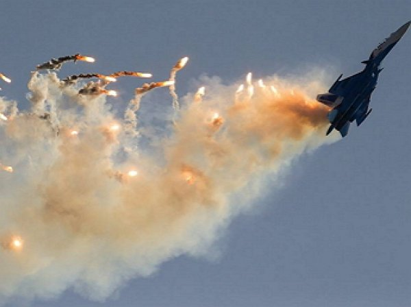 ВКС России нанесли удар по боевиками ИГИЛ в Идлибе