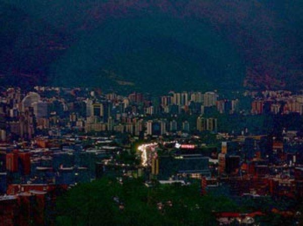 Диверсия на ГЭС оставили почти всю Венесуэлу без света